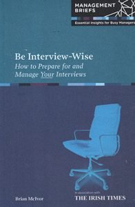 Interview-wise Book Cover